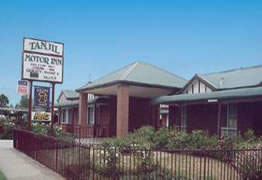 Tanjil Motor Inn - Accommodation Gladstone