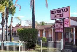 The Homestead Motor Inn - Accommodation Gladstone