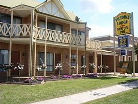 Victoria Lodge Motor Inn and Apartments - Accommodation Gladstone