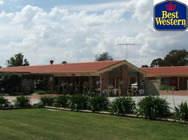 Werribee Park Motor Inn - Accommodation Gladstone