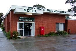 Wilsons Promontory Motel - Accommodation Gladstone