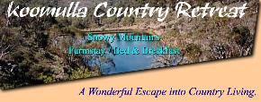 Koomulla Country Retreat - Accommodation Gladstone