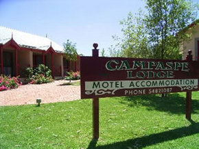 Campaspe Lodge - Accommodation Gladstone