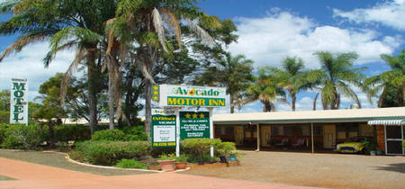 Avocado Motor Inn - Accommodation Gladstone