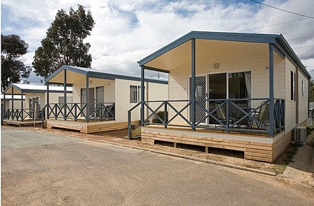 Crestview Top Tourist Park - Accommodation Gladstone
