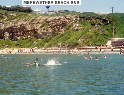 Merewether Beach B And B - Accommodation Gladstone