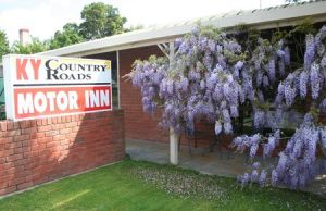 KY COUNTRY ROADS MOTOR INN - Accommodation Gladstone