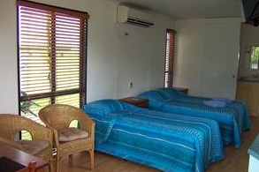 August Moon Caravan Park - Accommodation Gladstone