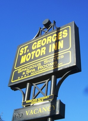 St Georges Motor Inn - Accommodation Gladstone