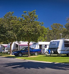Yarrawonga Holiday Park - Accommodation Gladstone