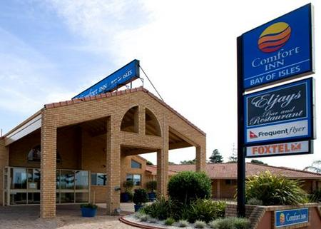 Comfort Inn Bay of Isles - Accommodation Gladstone