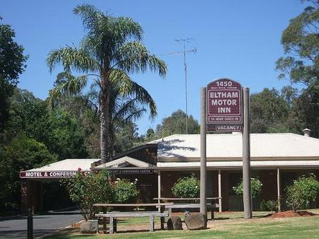 Eltham Motor Inn - Accommodation Gladstone