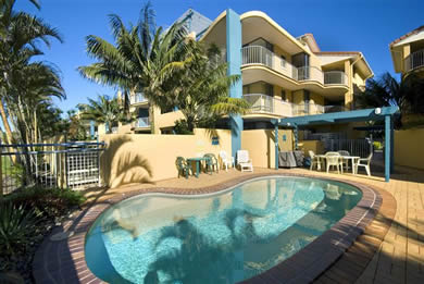 Surf Club Apartments - Accommodation Gladstone