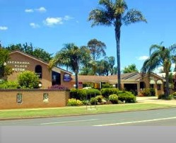 Jacaranda Place Motor Inn - Accommodation Gladstone