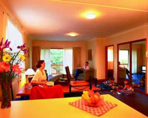 Oxley Court Serviced Apartments - Accommodation Gladstone