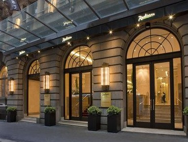 Radisson Plaza Hotel Sydney - Accommodation Gladstone