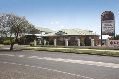 Across Country Motor Inn - Accommodation Gladstone