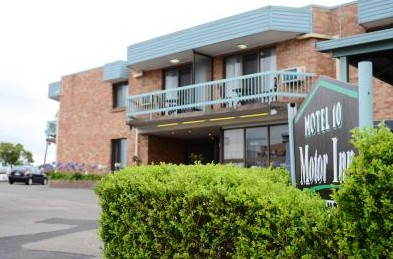 Motel 10 Motor Inn - Accommodation Gladstone