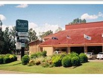 Quality Inn Charbonnier Hallmark - Accommodation Gladstone