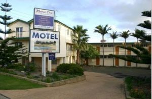 Kiama Cove Boutique Motel - Accommodation Gladstone