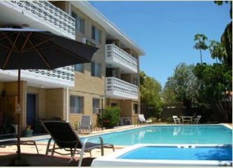 Brownelea Holiday Apartments - Accommodation Gladstone