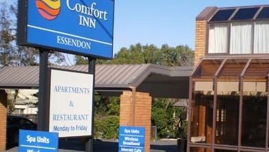 Comfort Inn  Suites Essendon - Accommodation Gladstone