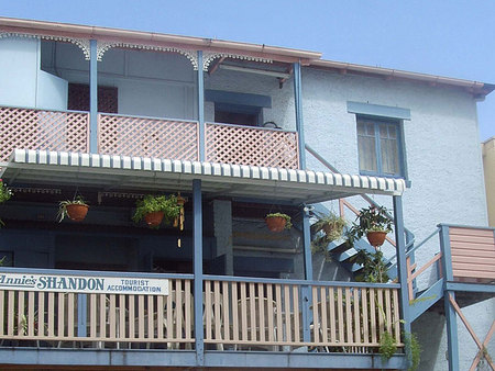 Annies Shandon Inn - Accommodation Gladstone