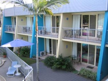 Yamba Sun Motel - Accommodation Gladstone