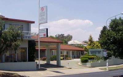 Country Comfort Cowra Countryman Motor Inn - Accommodation Gladstone