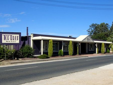 Top Drop Motel - Accommodation Gladstone