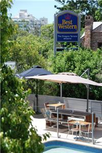 Best Western Gregory Terrace Motor Inn - Accommodation Gladstone