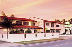 Comfort Inn Marco Polo Motel - Accommodation Gladstone