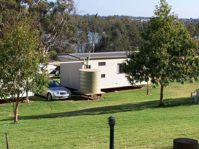 Robinvale Weir Caravan Park - Accommodation Gladstone