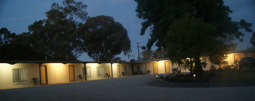 Euroa Motor Inn - Accommodation Gladstone