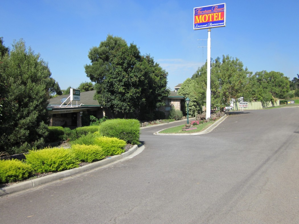 Farnham Court Motel - Accommodation Gladstone