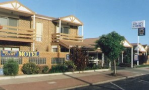 Horsham Mid City Court Motel - Accommodation Gladstone