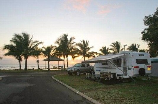 BIG4 Rollingstone Beach Caravan Resort - Accommodation Gladstone