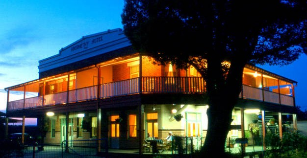 Abernethy Guesthouse - Accommodation Gladstone