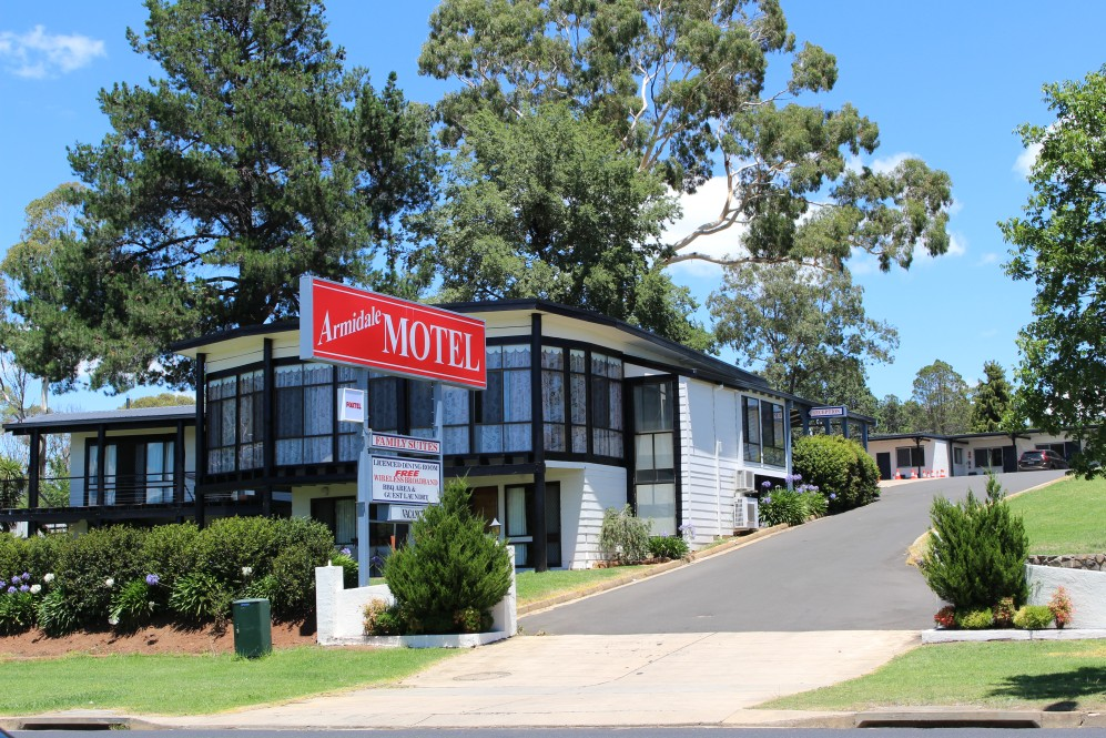 Armidale Motel - Accommodation Gladstone