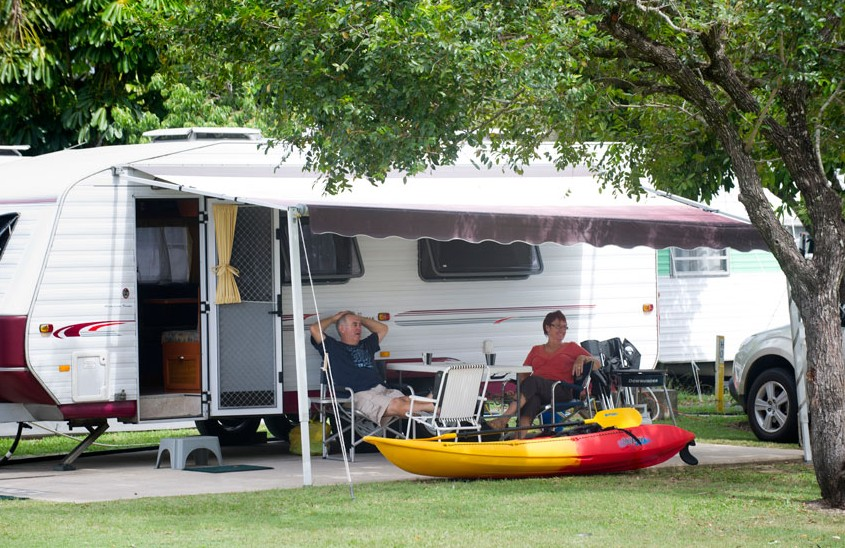 Noosa River Holiday Park - Accommodation Gladstone