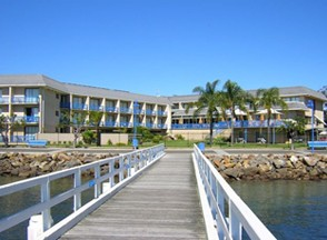 Mariners On The Waterfront - Accommodation Gladstone