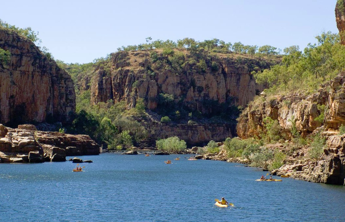 Nitmiluk Gorge Caravan Park - Accommodation Gladstone