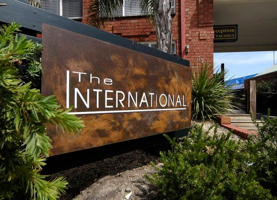 Comfort Inn The International - Accommodation Gladstone