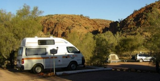 Glen Helen Resort - Accommodation Gladstone