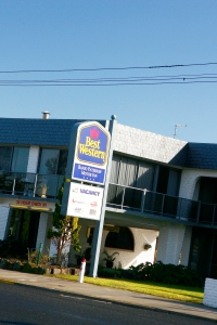 Best Western Banjo Paterson Motor Inn - Accommodation Gladstone