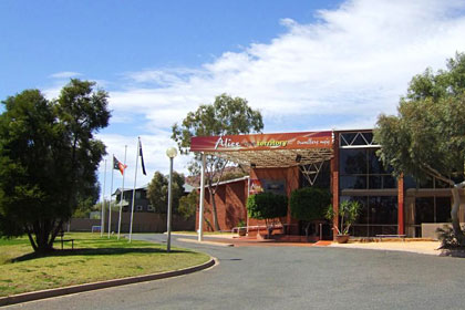 Alice In The Territory - Accommodation Gladstone