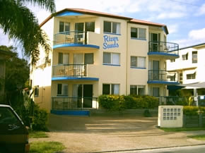 River Sands Holiday Apartments - Accommodation Gladstone