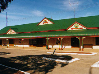Kimba Community Hotel/motel - Accommodation Gladstone