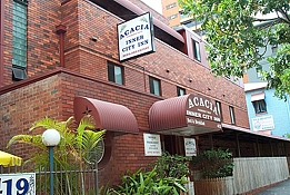 Acacia Inner City Inn - Accommodation Gladstone