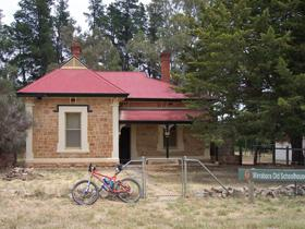 Wirrabara Schoolhouse YHA - Accommodation Gladstone